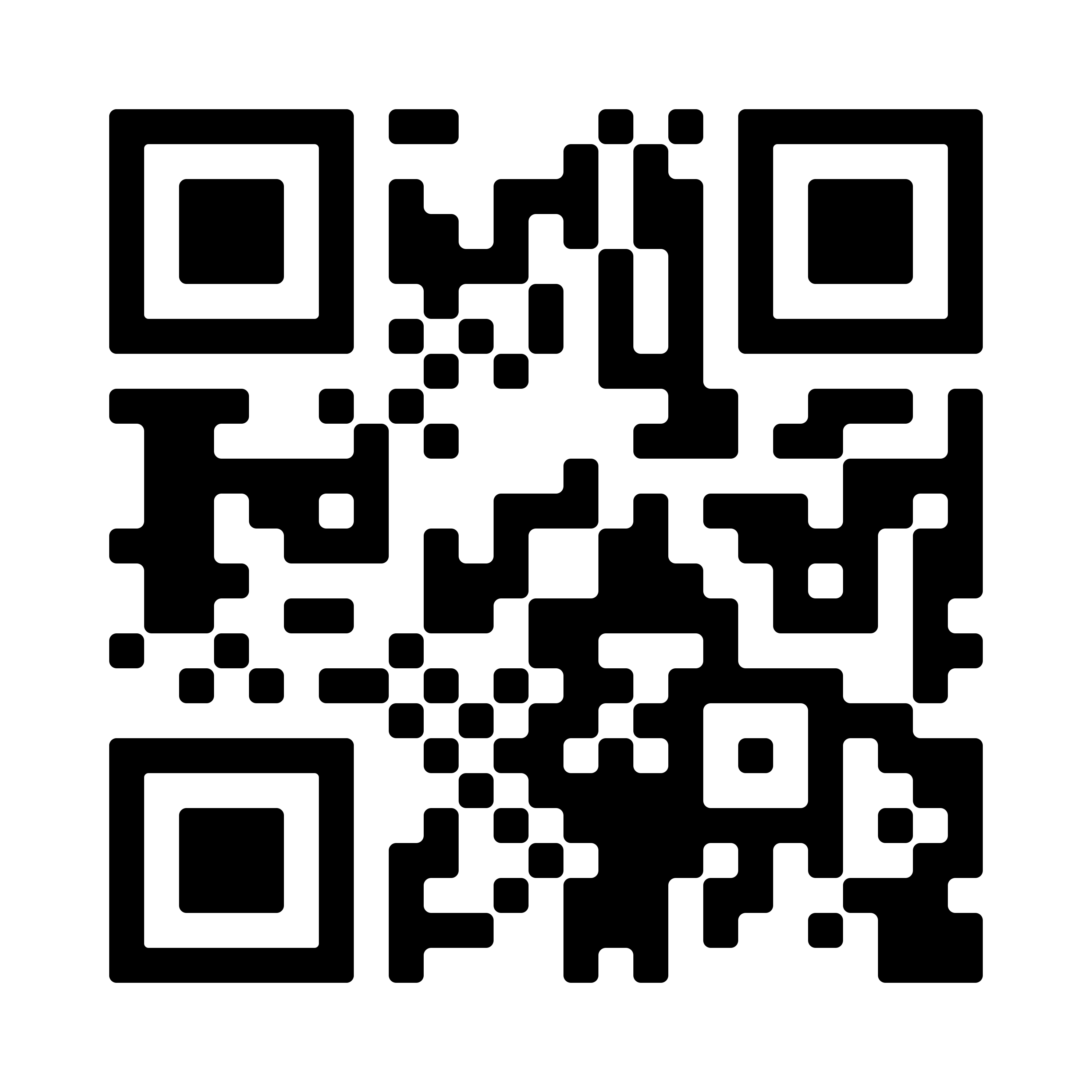 Scan this QR Code with your smart phone to download the app.