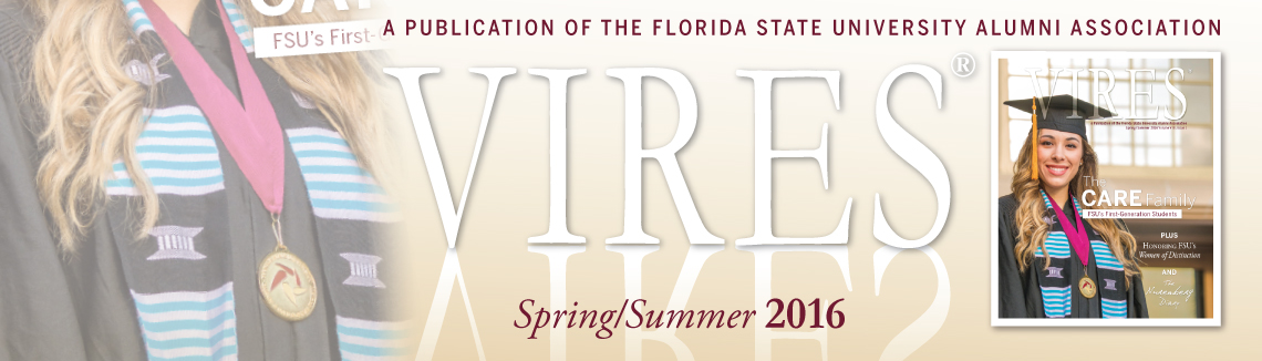 VIRES magazine - a publication of the Florida State University Alumni Association